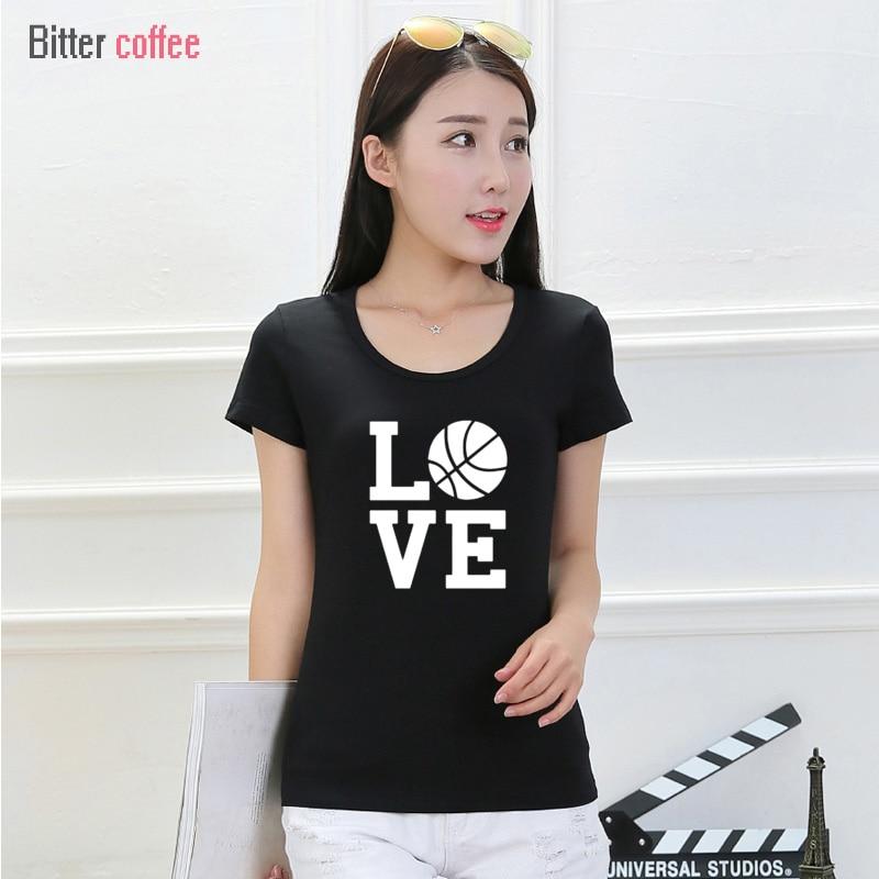 BITTER COFFEE Novo 2017 majice majice ženske vrhovi s kratkimi - Ženska oblačila - Fotografija 1