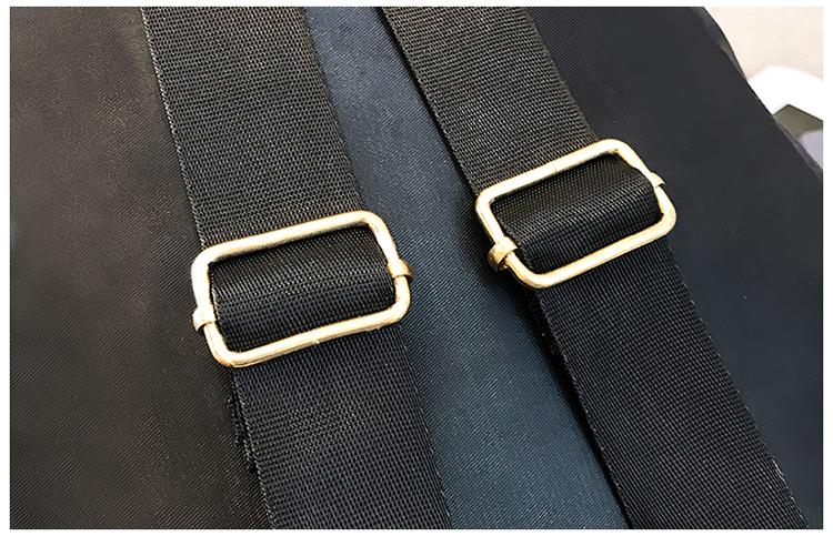 Backpacks women Korean mini 2018 new sequined shell fashion trend women go with small backpacks travel backpack 104