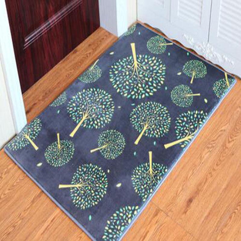 Weiche Flanell Anti Rutsch Kche Matte Waschbar Schlafzimmer Baby Wohnzimmer Teppiche Und Carpet Modernen