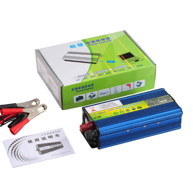 500W pure sine wave DC/AC Inverters Type and Single Output Type inverter 12v 220v inverter best price from China