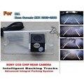 Para KIA Sorento/Para Naza Sorento MK1 2003 ~ 2008 Smart Chip de Faixas Câmera HD CCD Traseira Inteligente Dinâmica Câmera de visão