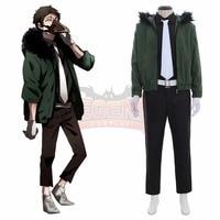 My Hero Academia Boku no Hero Akademia Kai Chisaki Cosplay Costume jacket only