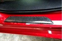4pcs for mazda 3 cx 4 cx 5 MG GS 360 ZS Carbon fiber sill bar Welcome pedal