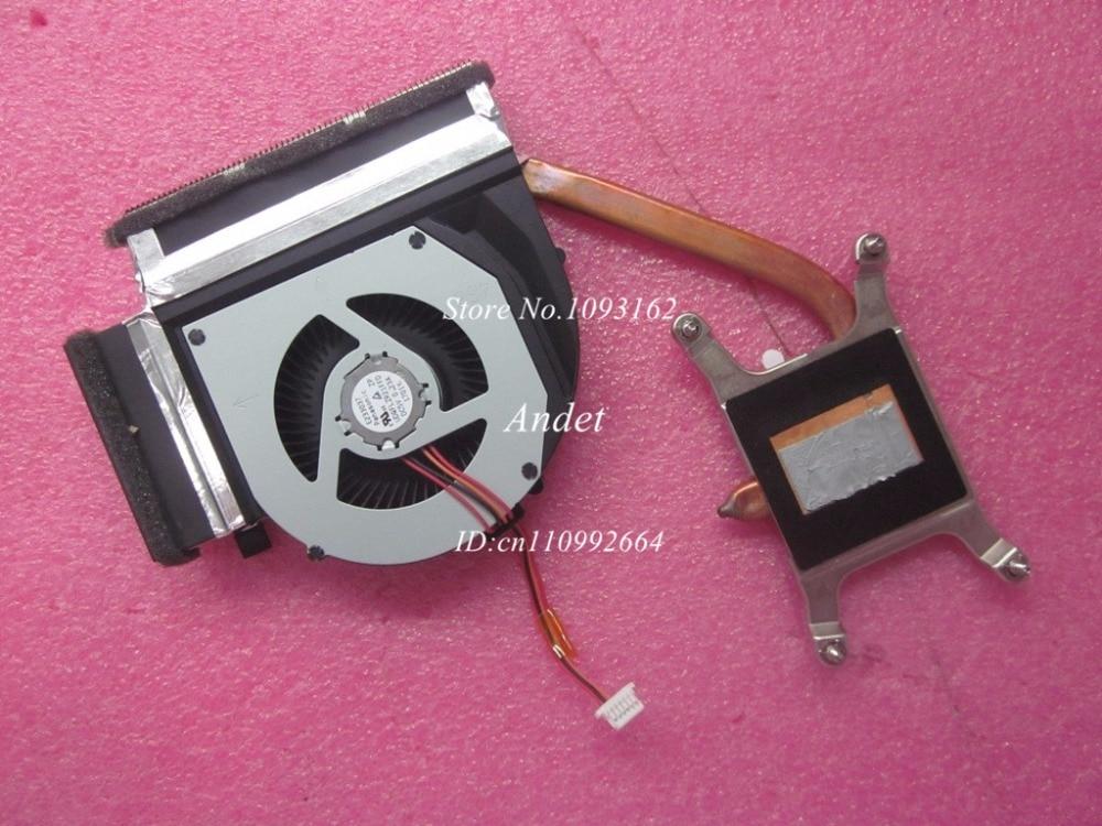 New Original for Lenovo T530 T530i Integrated CPU Cooling Heatsink Fan 04W6905 04W6904 04W6906 2200rpm cpu quiet fan cooler cooling heatsink for intel lga775 1155 amd am2 3 l059 new hot