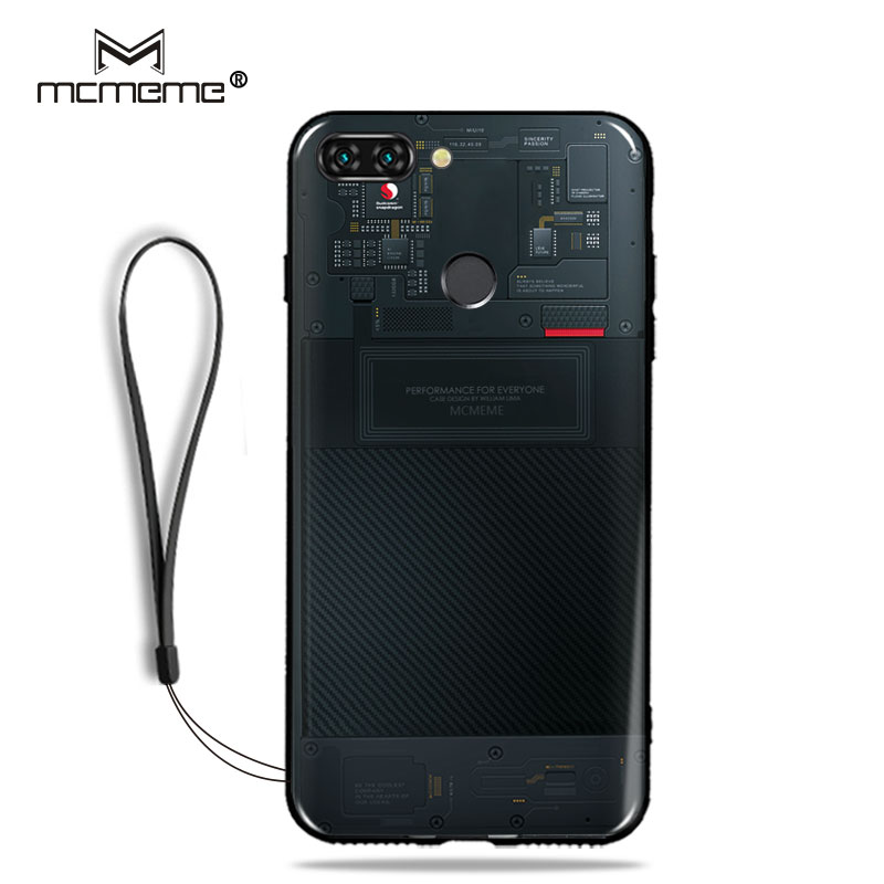 For Xiaomi Mi 8 Lite Case Pretty interesting batte