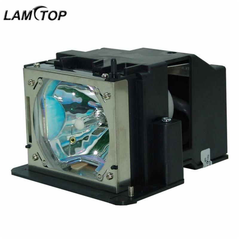 LAMTOP Projector lamp with housing VT60LP FOR VT46/VT460K/VT465/VT560/VT660/VT660K/VT60 free shipping original projector lamp module vt60lp nsh200w for ne c vt46 vt660 vt660k page 2