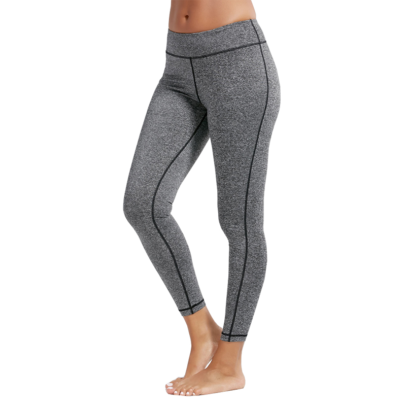 Yoga Pants Women Sexy Sport Fitness Running Quick Dry Compression Cross Tights Gym Legging Elasstic Trousers Dance Workout