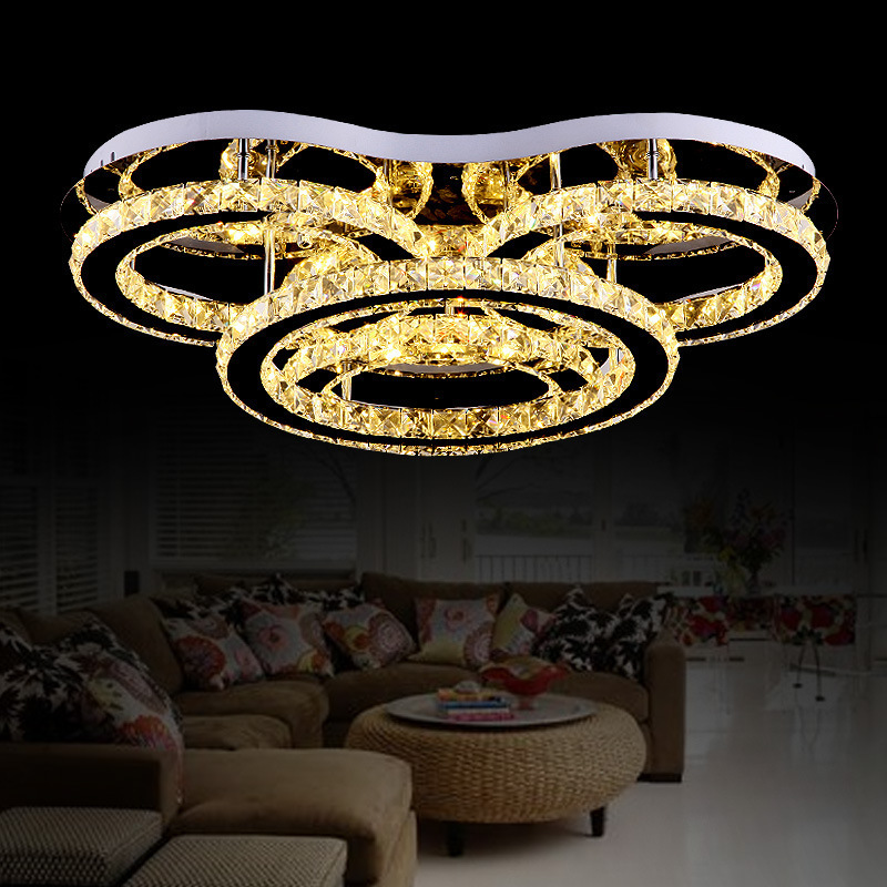Noble And Luxurious Crystal Ceiling Lamp - High - Quality Remote Control - Type Ceiling Lamp Manufacturers Direct Wholesale Scou high quantity medicine detection type blood and marrow test slides