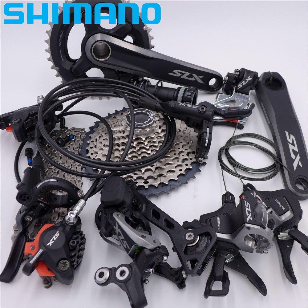 SHIMANO SLX M7000 VTT Montagne Vélo Dérailleurs Groupe Groupe 11 22 s Vitesse