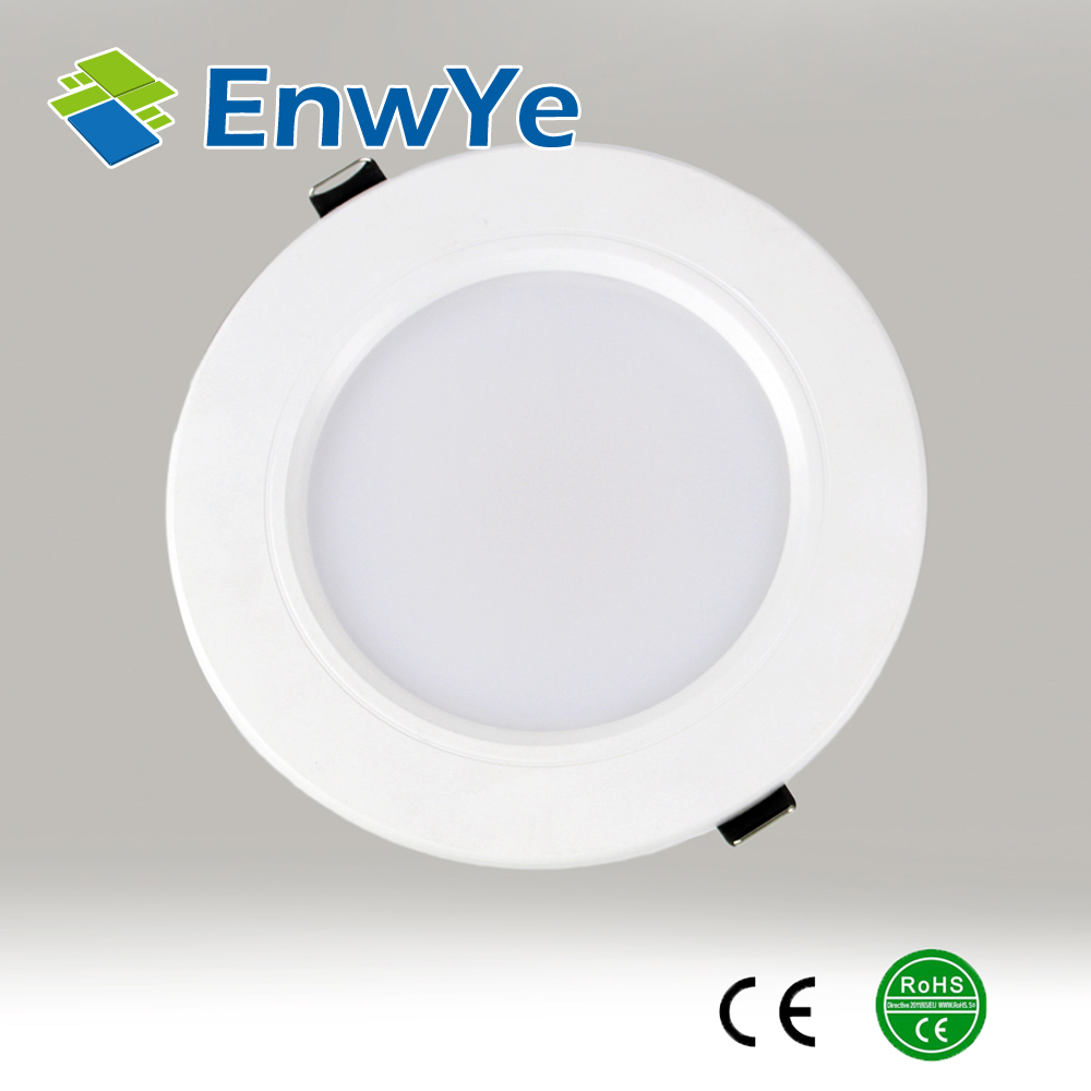 White high power led downlights 5730SMD 10W 15W 20W 110v 220V 230V 240V led lamp led