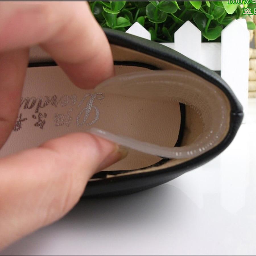 1 paire arrière gel de silice invisible anti-dérapant coussins à - Soins de santé - Photo 6