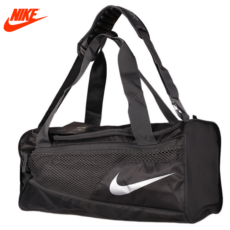 Original New Arrival Official NIKE Vapor Max Air Duffel Smal Unisex Handbags Sports Bags спортинвентарь nike чехол для iphone 6 на руку nike vapor flash arm band 2 0 n rn 50 078 os