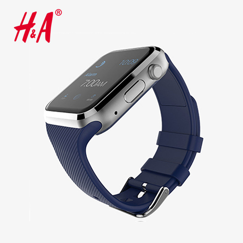 Smart Watch A10 Bluetooth Clock Smartwatch sport watch Wristwatch wearable devices For Android Phone font b