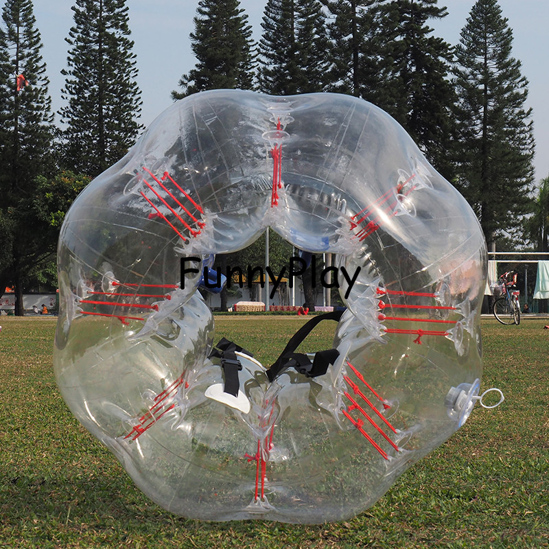 Air Bubble Soccer 0.8mm PVC 1.2m Air Bumper Body Zorb Ball Bubble Football,Bubble Soccer Zorb Ball For race