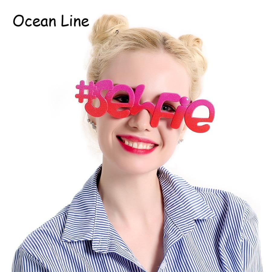 New Decorative Selfie Frame Costume Glasses Fancy Dress Photobooth ...