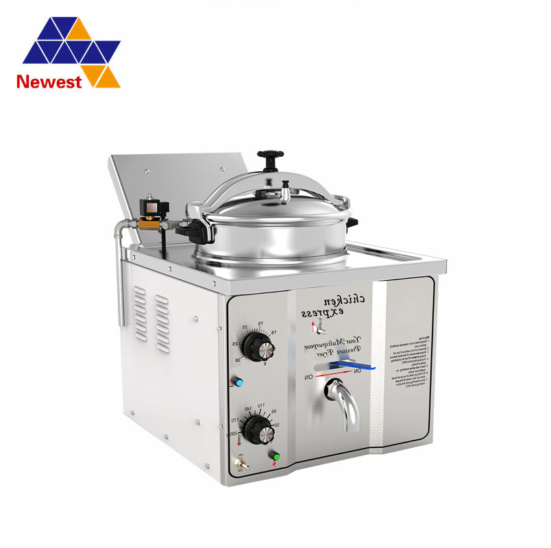 Commercial Chicken Deep Pressure Fryer For Home Use Air Fryers Aliexpress