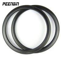 Carbon Dimple Tubular Rims 50mm Clincher Wheels 25mm Width Easy To Being Installed Tyres Part Chinese