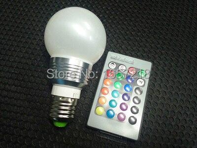 Lâmpadas Led e Tubos ampola de couleur lampadine levou Número do Chip Led : Pces 1