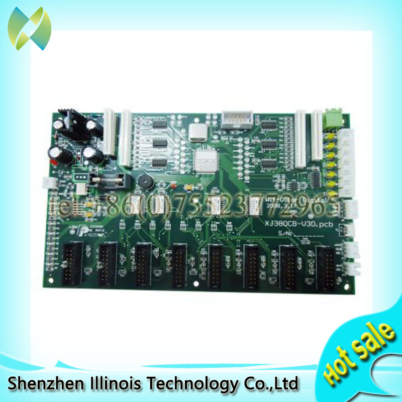 WIT-COLOR Ultra-2000 Carriage Control Board printer parts wit color 3312 3316 carriage control board printer parts