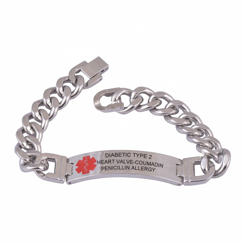 how to get a medical id bracelet