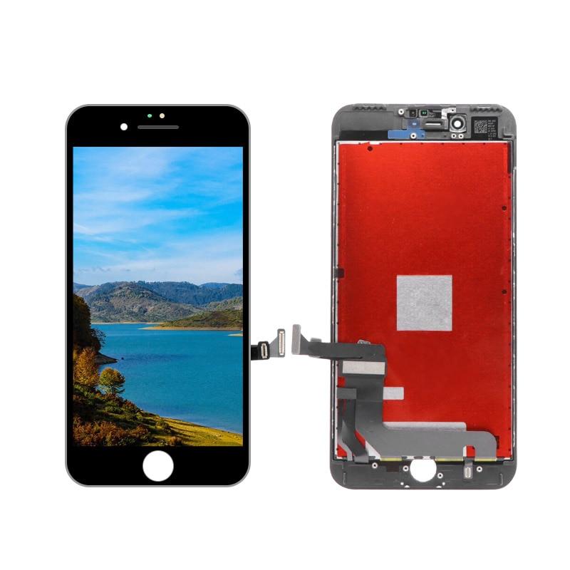 Grade AAAAA lcd numériseur à écran tactile complet pour iPhone 7 p pantalla lcd écran tactile highscreen Aucun Pixel Mort