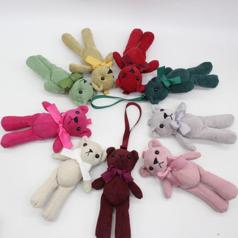 20 ชิ้น/ล็อตผสม 15 เซนติเมตร DIY โบว์ผูกหมีตุ๊กตาหมีตุ๊กตาหมีตุ๊กตาหมีตุ๊กตาของเล่นผู้หญิงกระเป๋า/โทรศัพท์มือถือ/บ้านตกแต่งจี้หมีตุ๊กตาของเล่น-ใน ตุ๊กตาสัตว์และตุ๊กตาผ้ากำมะหยี่ จาก ของเล่นและงานอดิเรก บน AliExpress - 11.11_สิบเอ็ด สิบเอ็ดวันคนโสด 1