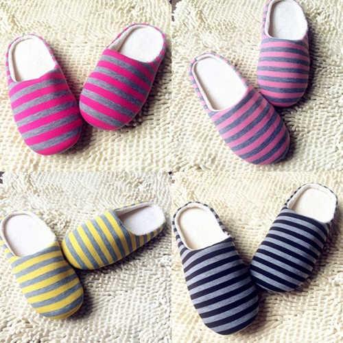 Для женщин Для мужчин домашние тапочки домашние теплые хлопковые бархатные Обувь, сандалии противоскользящие Для женщин теплые домашние пушистые ботинки хлопка