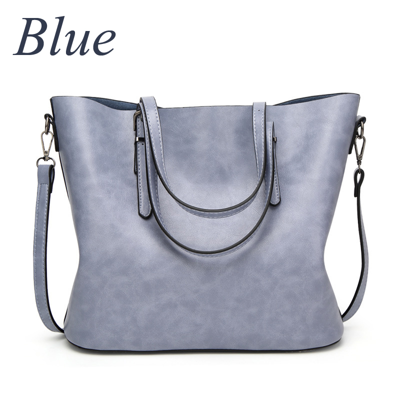 f0fb77fb352 US $19.21 50% OFF ZMQN Women Bag For Women Big Handbags Famous Brand Oil  Wax Leather Retro Vintage Style Crossbody Women Bag Tote Outlet 2019  C814-in ...