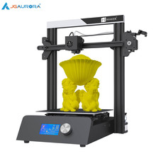 цены JGAURORA 3D Printer JGMaker Magic Aluminium Frame DIY KIT Large Print Size 220x220x250mm Resume Power Off Printing 3D Drucker