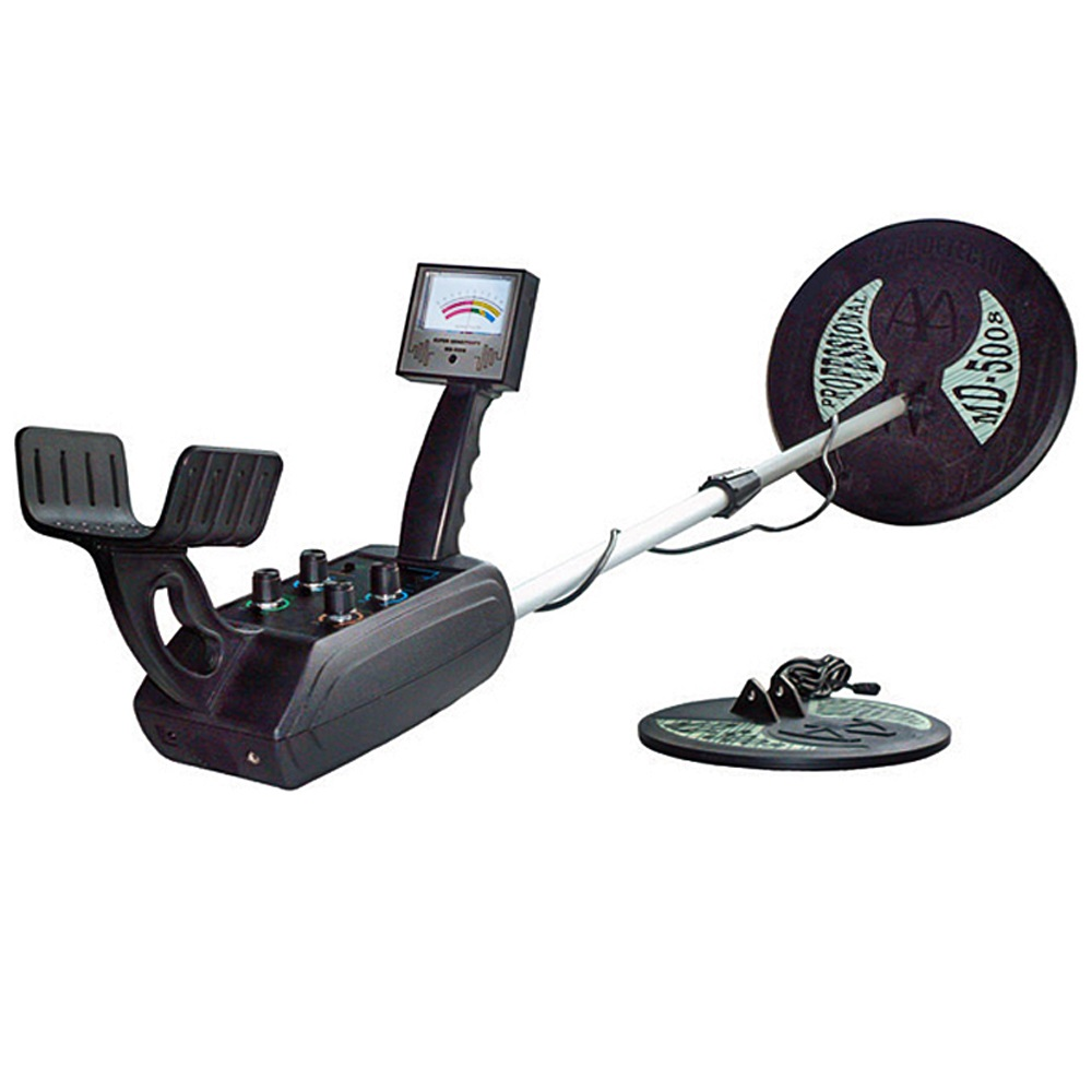 MD-5008 Underground Metal Detector Gold Digger Treasure for Gold Coins Relics,Max detecting depth3.5m баунти масло примулы вечерней капсулы 60 шт