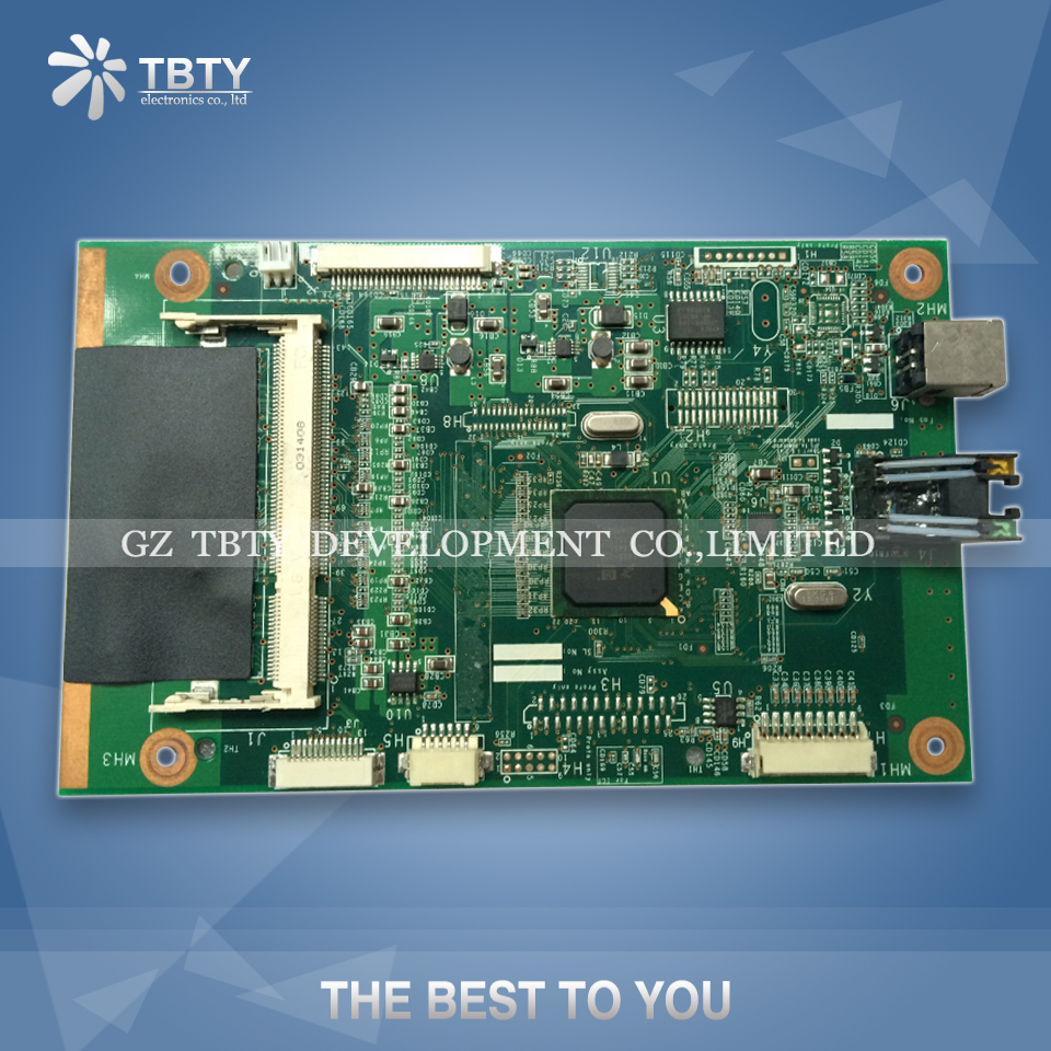 все цены на 100% Guarantee Test Main Formatter Board For HP P2015N P 2015N 2015DN HP2015N 2015 Q7805-60001 Mainboard On Sale онлайн