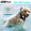 Новейший мини gps-трекер для домашних животных FP03 в реальном времени Глобальный локатор с воротником/крышкой для животных/автомобилей подде...