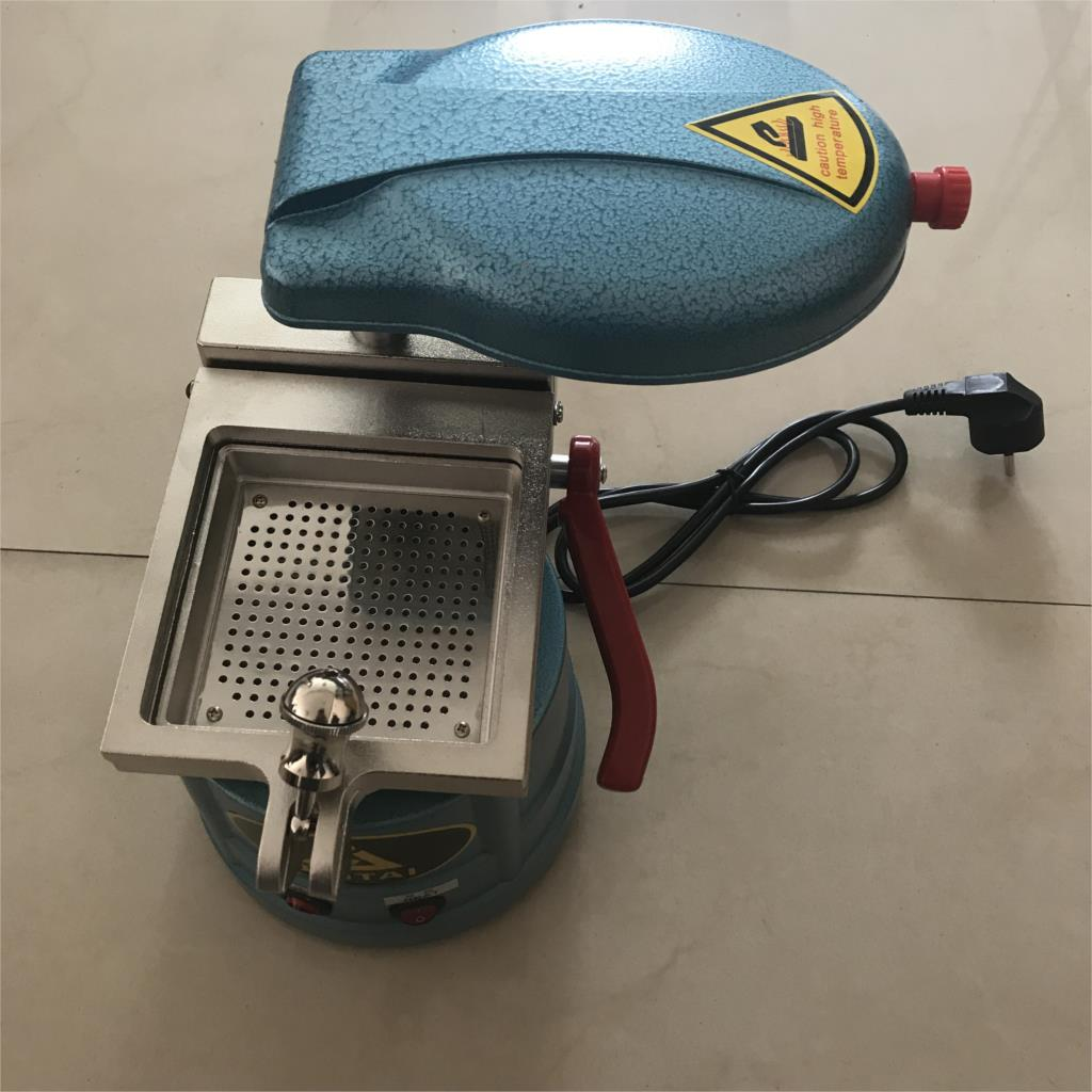 Dental laminator Vacuum forming machine Dental material Pressure diaphragm Making orthodontic retainer JM-18 все цены