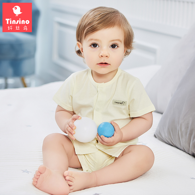 715fdcfb6 Tinsino 2018 Baby Boys Girls Summer Clothing Sets Children Short ...