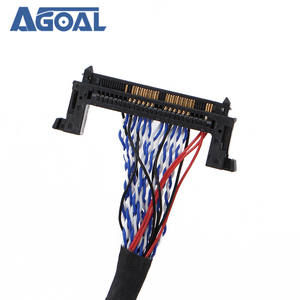 Image 5 - FI RE51P 2 ch 8 bit Dual 8 51Pins LVDS Cable for LCD panel Matrix Screen Panel 2 models