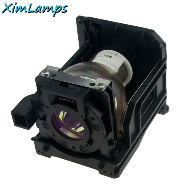 Lt60lpk/50023919 lâmpada de projetor de substituição com habitação para nec ht1000/ht1100/lt220/lt240k/lt245/lt260k/wt600