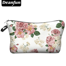 Deanfun 2016 3D Printing Small Cosmetic Bag Women Fashion Brand H37