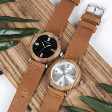 WO28 Newest Ladies Wooden Watch