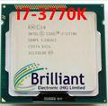 Бесплатная доставка Процессор Intel i7 3770 К Quad Core в ИСПОЛНЕНИИ LGA 1155 3.5 ГГц 8 МБ Кэш С HD Графический 4000 TDP 77 Вт Рабочего ПРОЦЕССОРА i7-3770K