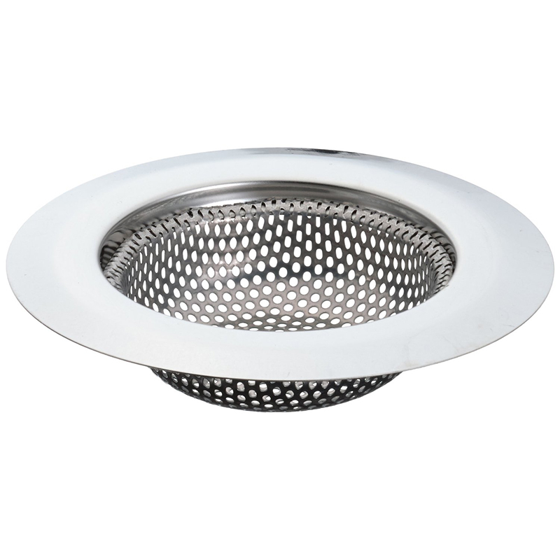 Stainless Steel Sink Strainer Shower Floor Drain Bathroom ...