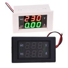 Digital DC 0-100 V 20A Auto Car Display LCD Medidor de Voltaje Voltímetro Amperímetro Mini Protable Universal Tester