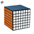 Hot Selling!2016 Brand Shengshou Magic Cube 7-Layers 7x7x7 Professional 7.7cm 7*7 Cube(PVC Sticker) White/Black Educational Toy