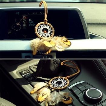 Attrape rêve de voiture avec cloches en bronze 3