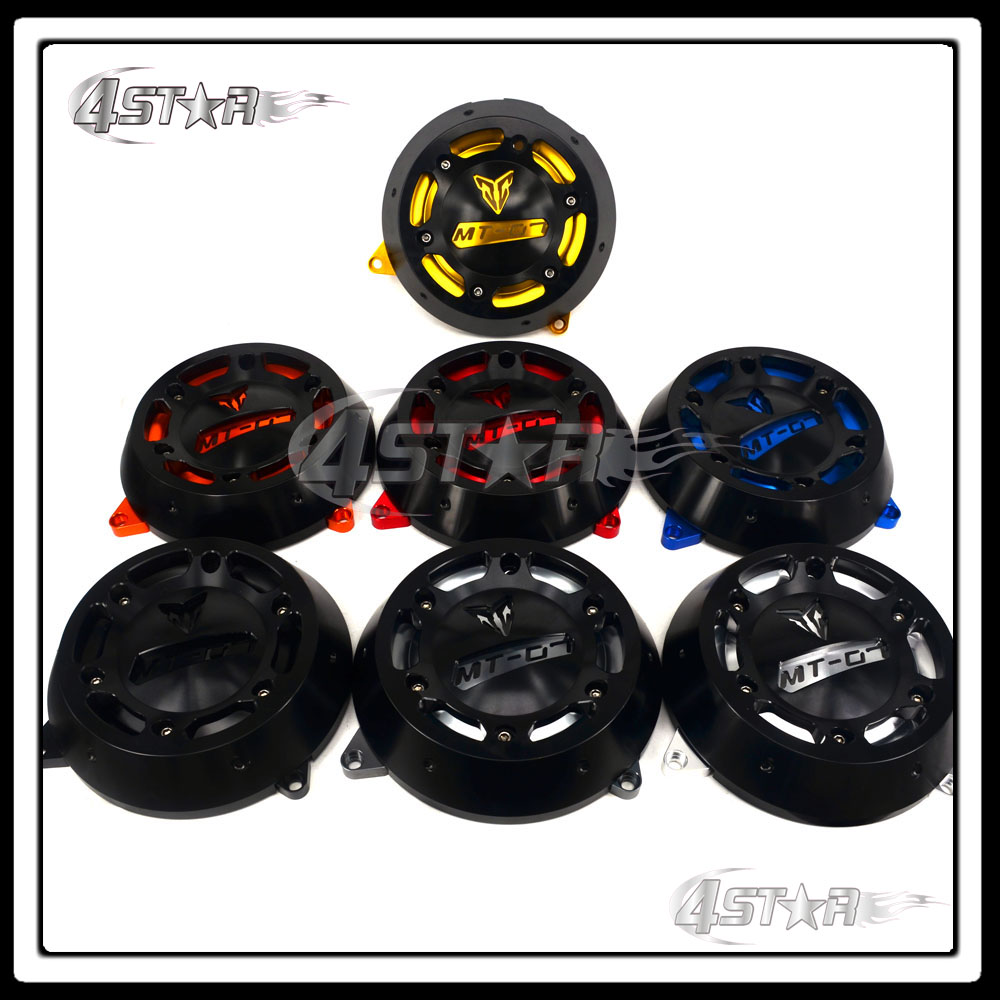 7 Color High Quality Aluminum Engine Stator Case Cover Protective Side Protector For MT07 FZ07 MT-07 FZ-07 FZ MT 2014 2015 2016 high quality new driver side airbag cover for glk w204 glk300 glk350 airbag cover dab cover with logo