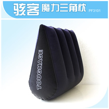 Sex Pillow TOUGHAGE Magic Triangle Pillow Sexy Versatile Inflatable Cushion Toys Adult Sex Furniture Sex Toys For Couples