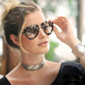 Newest Fashion Trend Superstar Style Sunglasses Brand Designer Vintage Personality Handsome Women Men Sunglasses UV400-Proof