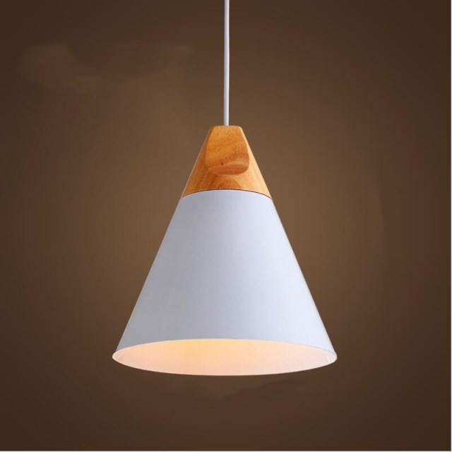 Cheap italian modern wood pendant lights lamparas middle colorful cheap italian modern wood pendant lights lamparas middle colorful aluminum lamp shade dining room lights cafe aloadofball Images