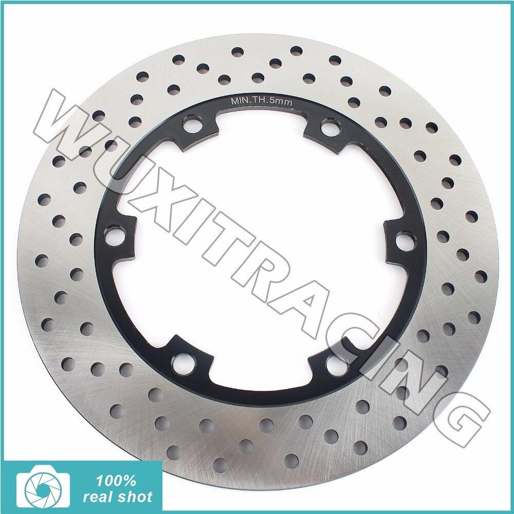 Rear Brake Disc Rotor for KAWASAKI FX 400 R 86 87 88 GPZ 400 600 900 R 84-02 GPZ 900 R Ninja 90-02 ZZR 1100 C 1990 1991 1992-93 стоимость