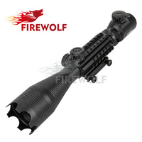 2016 New Night Vision Scopes Air Rifle Gun Riflescope Outdoor Hunting Telescope Sight High Reflex Sight