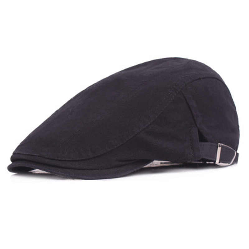 414e65ee10e ... Men s Retro Casual Ivy Hat Summer Winter Golf Newsboy Driving Cabbie  Flat Cap